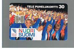 FINLANDIA (FINLAND) -  1994 NUORI SUOMI, YOUNGS                                            - USED - RIF. 10807 - Finlandia