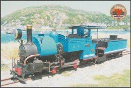 Fairbourne Railway 0-4-0ST Sherpa - Smartart Postcard - Trains