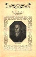 Der Alte Nettelbeck/ Artikel, Entnommen Aus Kalender / 1907 - Books, Magazines, Comics