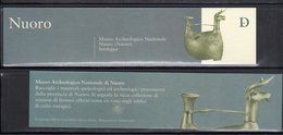 Nuoro - Museo Archeologico Nazionale - - Marque-Pages
