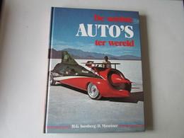 De Snelste Auto's Ter Wereld - Books, Magazines, Comics