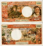 NEW HEBRIDES       1000 Francs       P-20c       ND (1979)       UNC - New Hebrides
