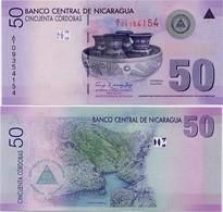 NICARAGUA     50 Cordobas      P-203      L. 12.9.2007 (2012)      UNC - Nicaragua