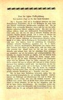 Von Der Letzten Volkszählung/ Artikel, Entnommen Aus Kalender / 1907 - Books, Magazines, Comics