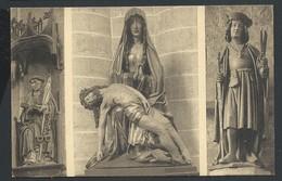 +++ CPA - ZOUTLEEUW  LEAU - La Pieta - St Leonard Dit Des Rogations - St Florent - Nels  // - Zoutleeuw