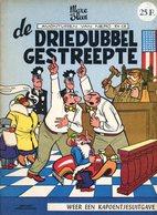 Nero - De Driedubel Gestreepte  (1965) - Nero