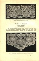 Moderne Spitzen/ Druck, Entnommen Aus Kalender / 1907 - Bücher, Zeitschriften, Comics
