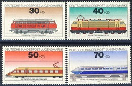 RFT-BRD 1975 UN Serie N. 685-688 MNH Postfrisch Cat. € 5 - Ungebraucht