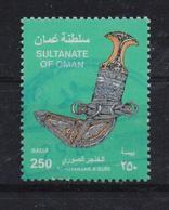 Oman , Dagger, Vfu - Oman