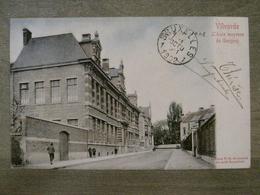 Cpa Ancienne Vilvorde Vilvoorde - L'Ecole Moyenne Des Garçons - Edition VG 42 Avenue Du Midi Bruxelles - Vilvoorde