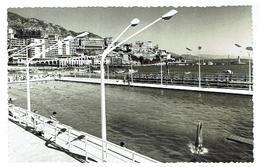 MONACO - La Piscine Sur Le Port - épreuve De CPSM Format 9 X 14 - Edition SEPT - Bon état - Puerto