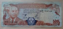 Afghanistan - 500 Afghanis 1977 - Afghanistan