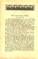 Etwas Vom Modernen Seekriege / Druck, Entnommen Aus Kalender / 1907 - Books, Magazines, Comics