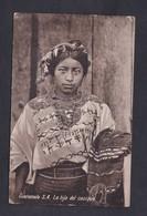 Guatemala S.A. La Hija Del Cacique ( La Fille Du Chef , Indienne Ed. Adolfo Biener ) - Guatemala