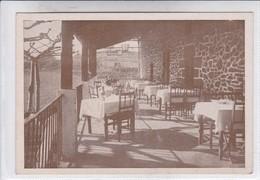 "RESTAURANTE ""ARANZABI"" AMASA (VILLABONA). UN ASPECTO DE LA TERRAZA CUBIERTA. ESPAÑA.-TBE-BLEUP - Hotel's & Restaurants"