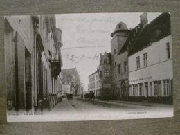 Cpa Ancienne Vilvorde Vilvoorde - Rue Des Moulins - Decrée Soeurs - Vilvoorde