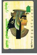 EGITTO  (EGYPT) -  HEAD OF CLEOPATRA  -  USED  -  RIF. 10813 - Egypt