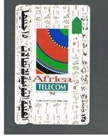 EGITTO  (EGYPT) -  1994 AFRICA TELECOM '94  -  USED  -  RIF. 10814 - Egypt
