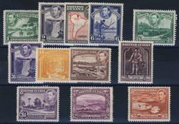 GUYANE ANGLAISE   N°  162   /  173 - British Guiana (...-1966)