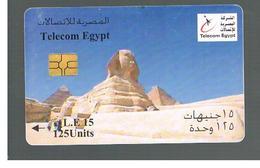EGITTO  (EGYPT) -   1998 SPHINX         -  USED  -  RIF. 10816 - Egypt