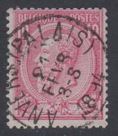 N° 46 ANVERS (PALAIS)  1894 - 1884-1891 Leopold II