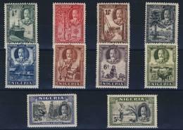 NIGERIA   N°  37   /  46 - Nigeria (1961-...)