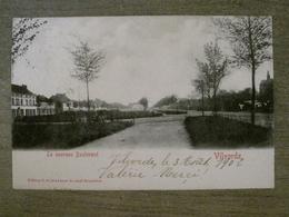 Cpa Vilvorde Vilvoorde - Le Nouveau Boulevard - Edition VG 42 Avenue Du Midi Bruxelles - Vilvoorde