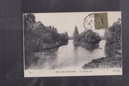 75 PARIS ,Le Lac Du Bois De Boulogne - Parcs, Jardins