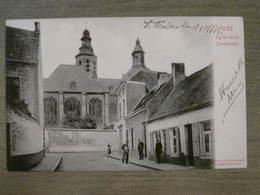 Cpa Vilvorde Vilvoorde - Eglise De La Consolation - Edition VG 42 Avenue Du Midi Bruxelles - Vilvoorde