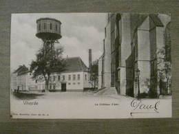 Cpa Vilvorde Vilvoorde - Le Château D'eau - Nels Bruxelles Série 65 No 2 - Vilvoorde