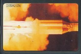 GERMANY Telefonkarte O 915  93 West In Space -  Aufl 5000  -siehe Scan - Deutschland