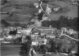 81-VAOUR-  VUE GENERALE AERIENNE - Vaour