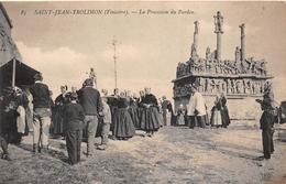 ¤¤  -  SAINT-JEAN-TROLIMON   -  La Procession Du Pardon    -  ¤¤ - Saint-Jean-Trolimon