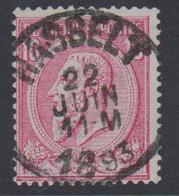 N° 46 HASSELT - 1893 - 1884-1891 Léopold II