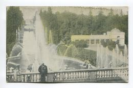 Avenue Of Fountains From The Balcony Of Petrhof Palace, Peterhof Russia - Russia