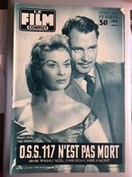 Mon Le Film Complet O S S 117 N'est Pas Mort Magali Noel Ivan Desny Yves Vincent 4eme De Couverture Zsa Zsa Gabor - Journaux - Quotidiens