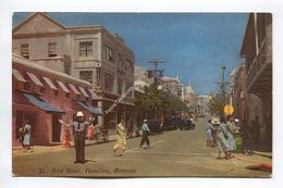 Reid Street Hamilton Bermuda - Bermuda