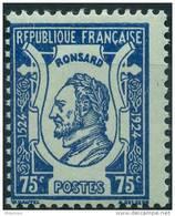 France (1924) N 209 ** (Luxe) - Neufs