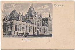 FURNES - La Station, 190? - Norwegen