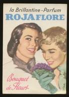 PARFUM - ROJA FLORE- Brillantine -Parfum - Perfume Cards