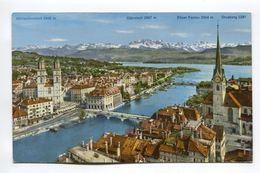 Zurich Und Die Glarneralpen - ZH Zurich