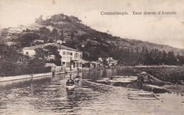 CONSTANTINOPLE - ISTANBUL - TURQUIE - PEU COURANTE CPA. - Turchia