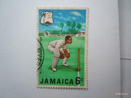 JAMAICA 1968, Cricket, M.C.C. Tour Of West Indies, Set Of 3, 6d. Each. SG 267-69 - Jamaica (1962-...)