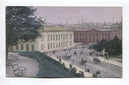University Of Christiania Norway - Norway