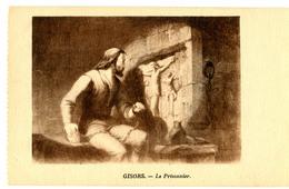 CPA GISORS Le Prisonnier - Peintures & Tableaux