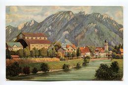 Oberammergau Mit Dem Passionstheater Und Dem Laber - Oberammergau