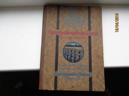1924 DEUTSCH LUXEMBURG BERGWERKS DORTMUND , SPUNDWANDEISEN , CONSTRUCTION  OF DAM , BRIDGE , CANAL , DIVER 127 , 0 - Bücher, Zeitschriften, Comics