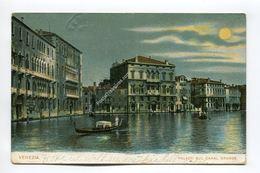 Venezia - Palazzi Sul Canal Grande - Venezia (Venice)