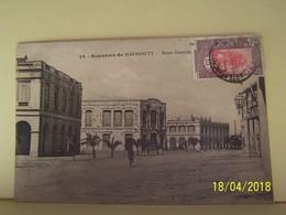 DJIBOUTI. RUE GAMB?????? - Djibouti