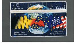 BELGIO (BELGIUM) -  1994 SEASON' S GREETINGS          - USED - RIF. 10826 - Belgium